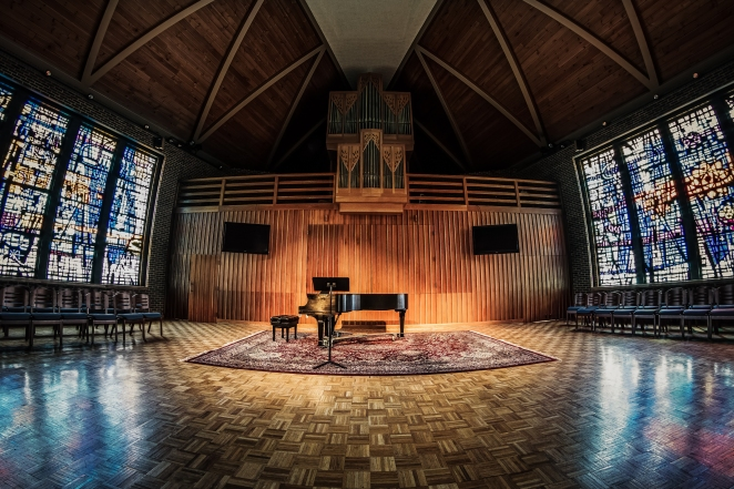 Goodson Chapel Recital Hall