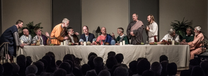 The Living Last Supper as presented by First Presbyterian Church in Winchester