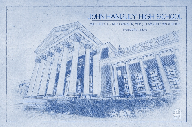 In honor of all the graduates from Handley this weekend. | Order a print of this image.