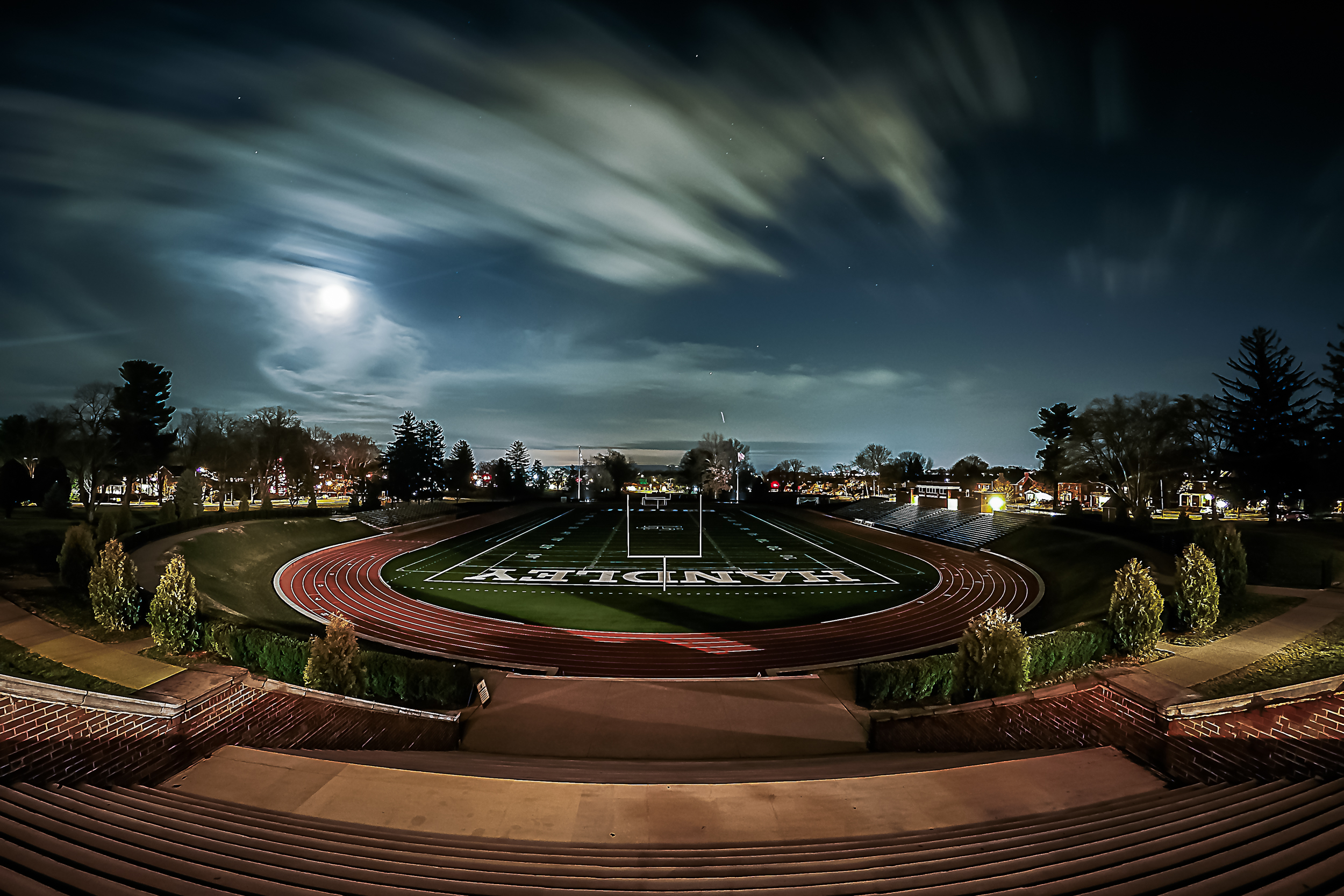 Oh what a night - to shoot the Handley Bowl. | Order a print of this image.